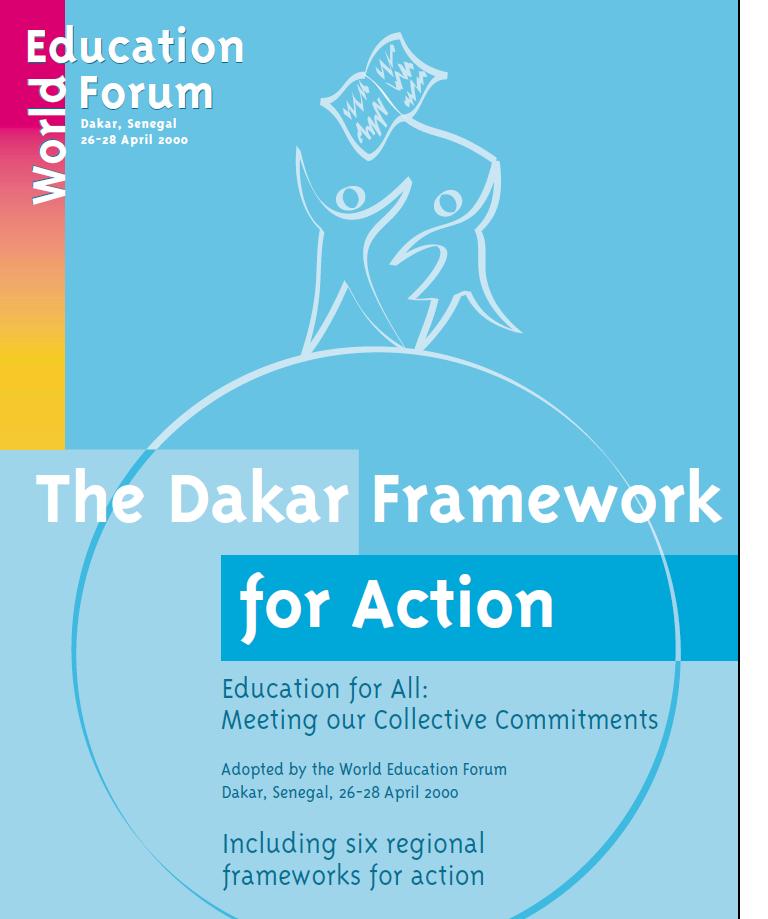 Dakar Framework for Action | Right to Education Initiative