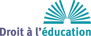 Initiative pour le droit à l'éducation Logo