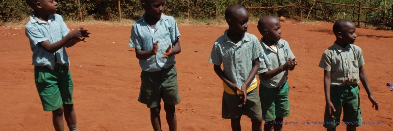 Students, Bridge International Academy – Nairobi
