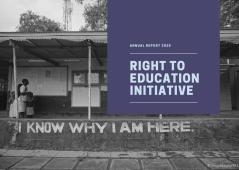 Annual report 2020 cover