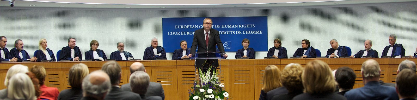 European Court on Human Rights, Opening of the judiciary year 2014