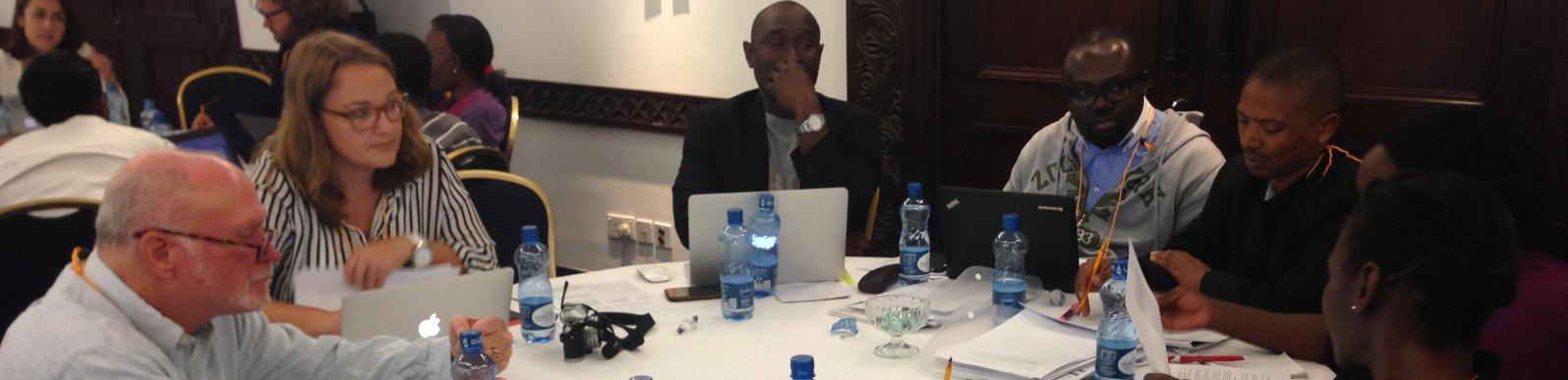 East African Consultation, Nairobi, September 2016