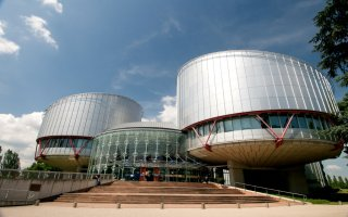 Human Rights Building, Council of Europe