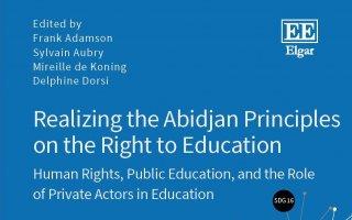 Abidjan Principles book cover