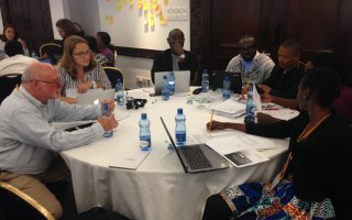 East African Consultation, Nairobi, September 2016