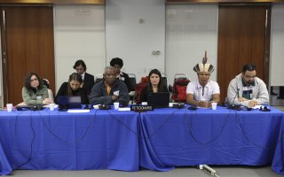 Hearing: Status of human rights defenders in Brazil