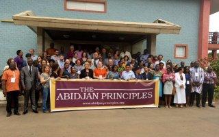 Nouveaux Principes d'Abidjan historiques sur le droit à l'éducation et les acteurs privés adoptés