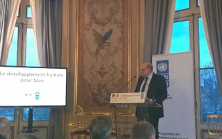 Jean-Marie le Guen, French Secretary of State for Development and Francophonie