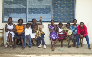 Internally Displaced Persons in Ivory Coast, 2011