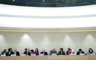 Human Rights Council's panel discussion during the Universal Periodic Review