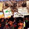 Manifestación por la educación pública, gratuita y de calidad, Viña del Mar, Chile, 2012