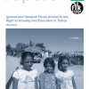 Roma, Education, Housing, Turkey, Minorities